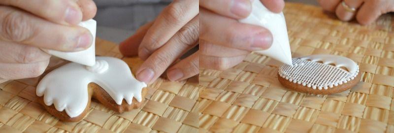 печеньице с глазурью и оригинальный рецепт теста