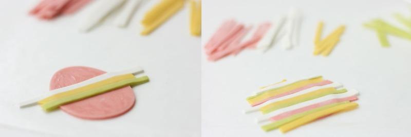 фото оформления пасхального печенья